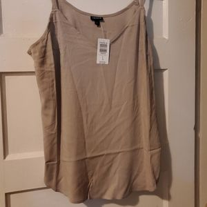 Torrid Stretch Woven Cami - Size 0